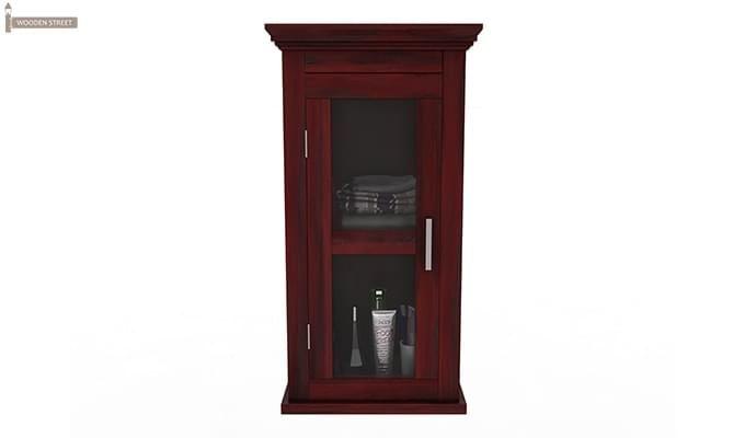 Benitez Bathroom Cabinet (Mahogany Finish)-3