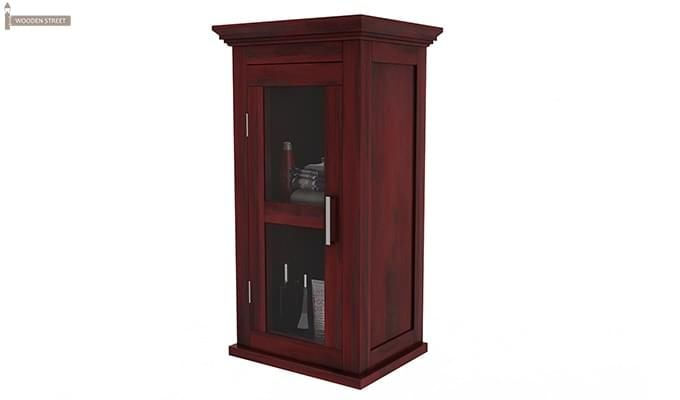 Benitez Bathroom Cabinet (Mahogany Finish)-4