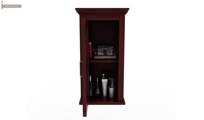 Benitez Bathroom Cabinet (Mahogany Finish)-5