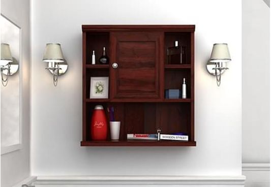 Buy bathroom vanity and bathroom cabinets online India