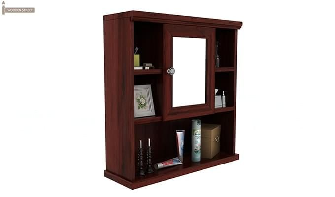 mahogany bathroom cabinets buy ewing bathroom cabinet mahogany finish in 13568