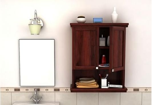 Buy bathroom cabinets online in India