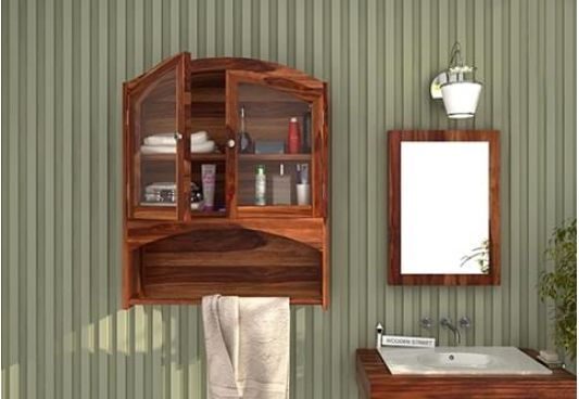 Affordable Bathroom Cabinets with Mirror in Pune, India