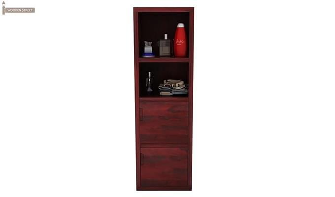 Mcknight Bathroom Cabinet (Mahogany Finish)-3