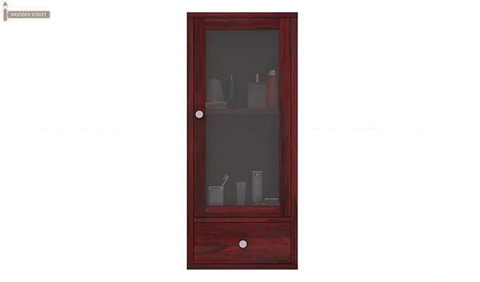 Mcneil Bathroom Cabinet (Mahogany Finish)-3