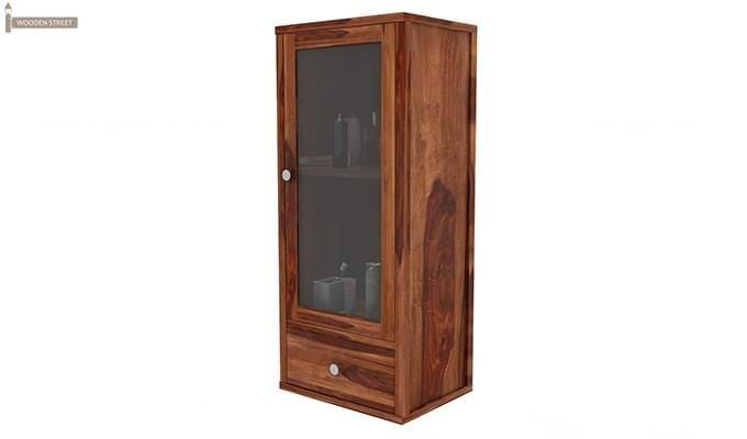 Mcneil Bathroom Cabinet (Teak Finish)-5