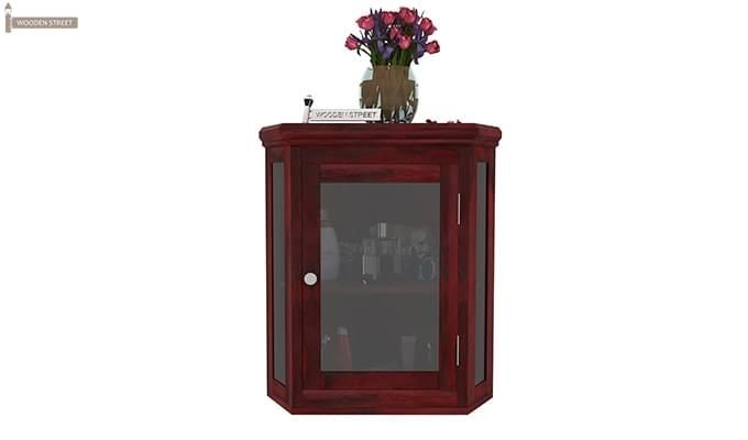 Odom Bathroom Cabinet (Mahogany Finish)-3