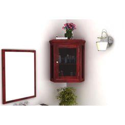Odom Bathroom Cabinet (Mahogany Finish)