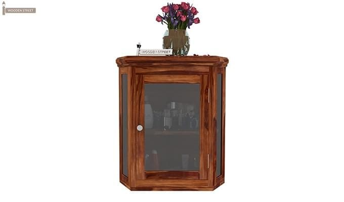 Odom Bathroom Cabinet (Teak Finish)-3