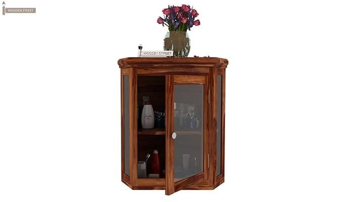 Odom Bathroom Cabinet (Teak Finish)-4