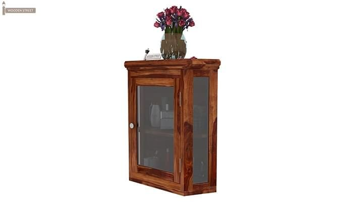Odom Bathroom Cabinet (Teak Finish)-5