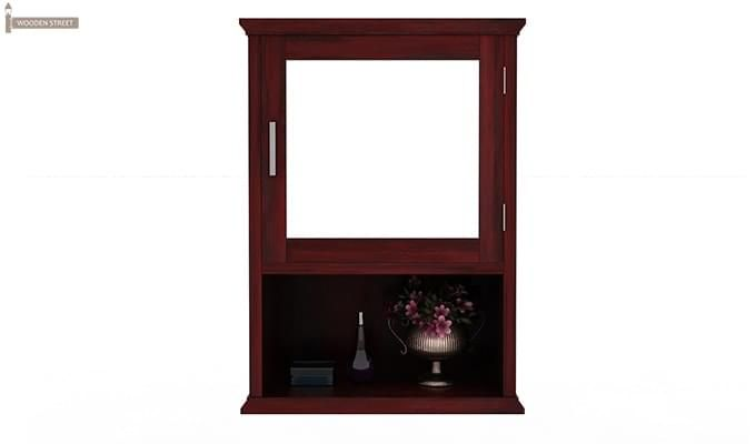 Rowland Bathroom Cabinet (Mahogany Finish)-3
