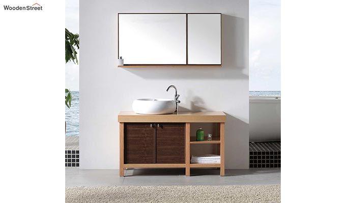 Sepia Bathroom Vanities (Dual Finish)-1