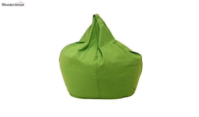 Organic Cotton Bean Bag Cover (Green)-1
