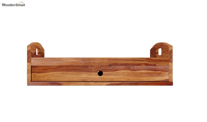 Barge Storage Tray (Teak Finish)-5