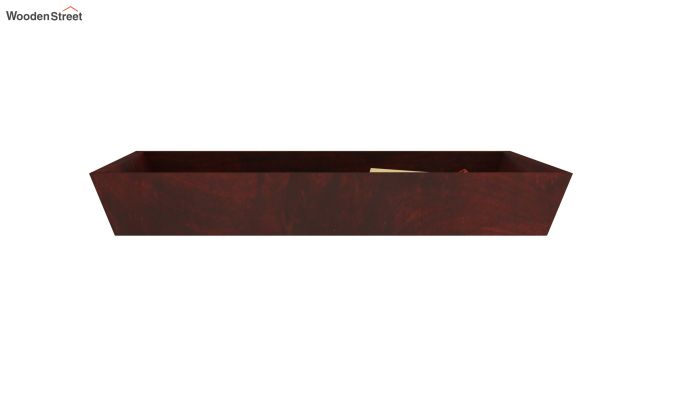 Krato Wooden Tray (Mahogany Finish)-4