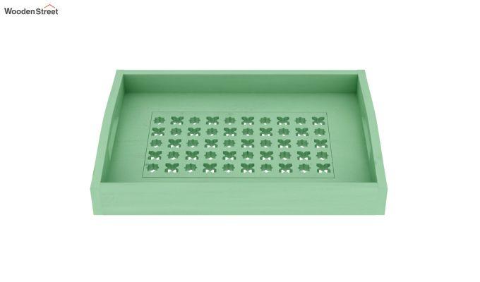 Seraf Wooden Tray (Green)-3