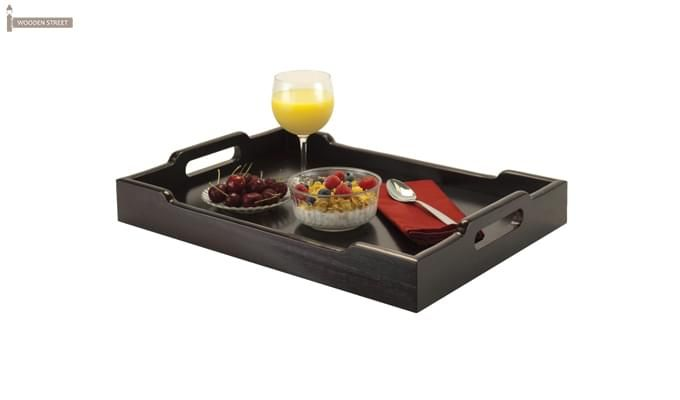 Clifz Breakfast Table (Black Finish)-3