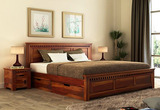 Standard Single Bed Size In India