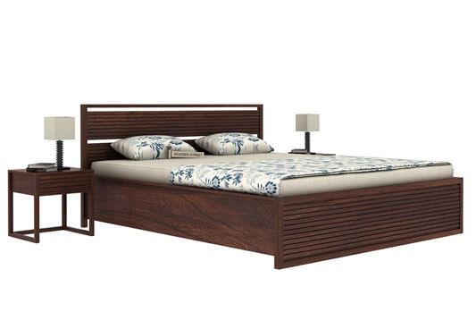 king size bed with hydraulic storage