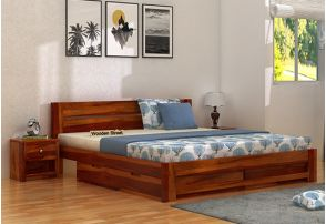 Nice Double Bed Size Decoration