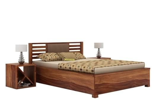 Hydraulic King size Double Beds design