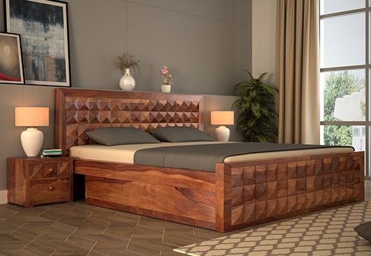 king size beds With Storage