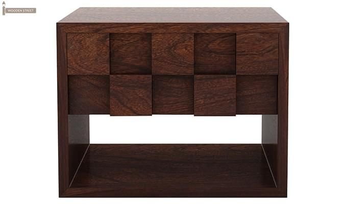 Travis Bedside Table (Walnut Finish)-4