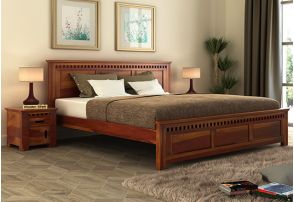Latest Design King Size Beds At Best Price