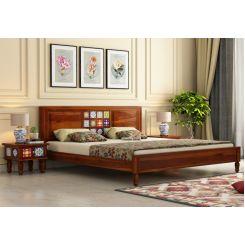 Boho Bed Without Storage