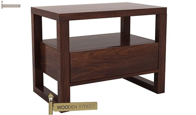 Bryson Bedside Table (Walnut Finish)-4