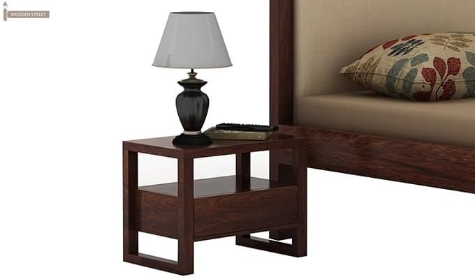 Bryson Bedside Table (Walnut Finish)-2