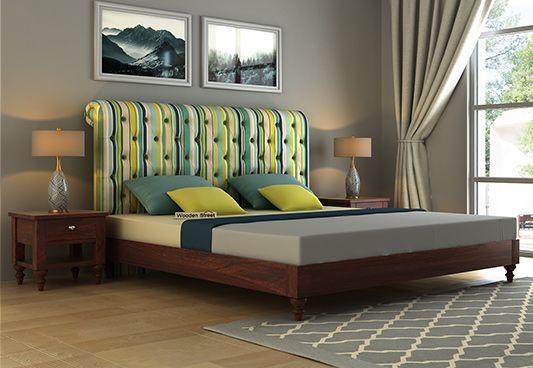 Modern Upholstered Beds For Sale