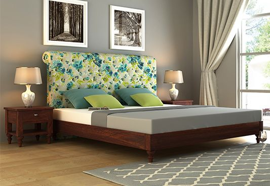 Luxury Upholstered Bed Designs