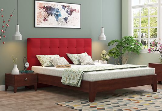 Queen Size Upholstered Beds