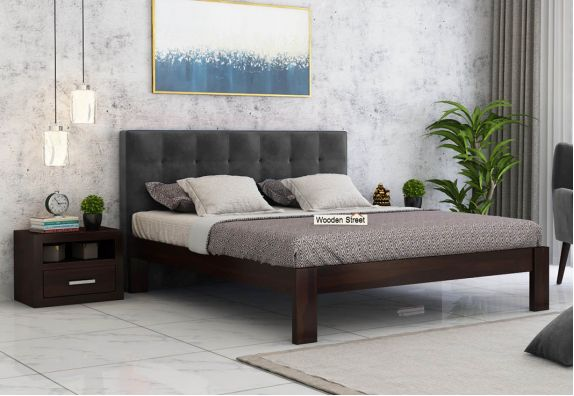 upholstered bed India