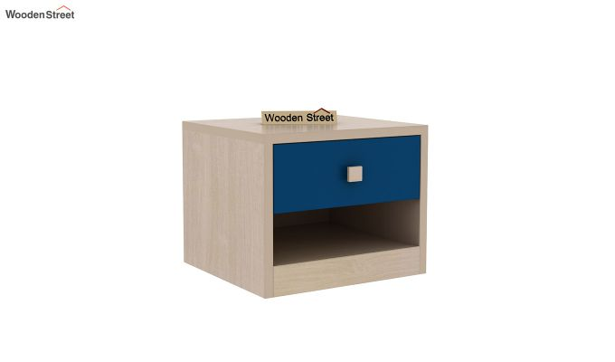 Marina Kids Bedside Table (Electric Blue)-2