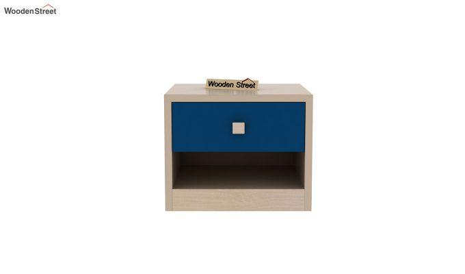 Marina Kids Bedside Table (Electric Blue)-3