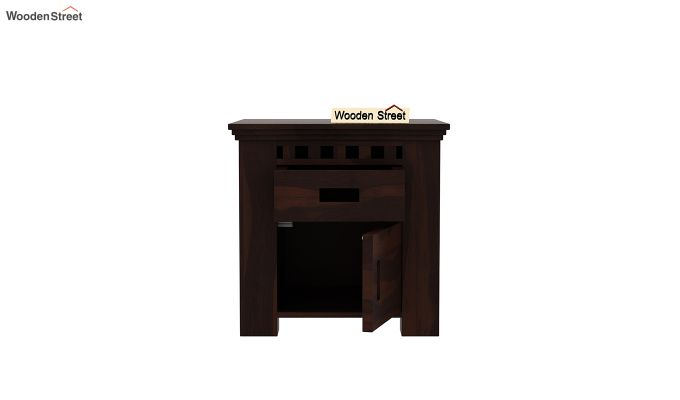 Adolph Bedside Table (Walnut Finish)-5
