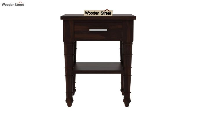 Allan Bedside Table (Walnut Finish)-4