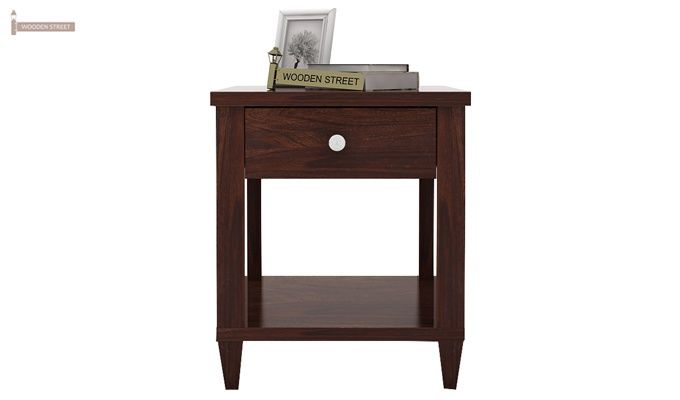 Corsey Bedside Table (Walnut Finish)-2