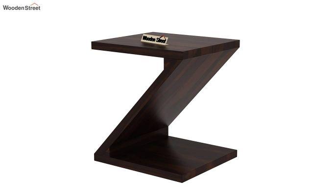 Cristoffer Bedside Table (Walnut Finish)-4