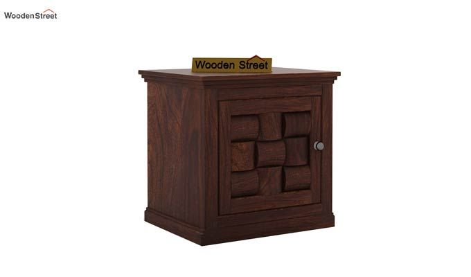 Howler Bedside Table (Walnut Finish)-3