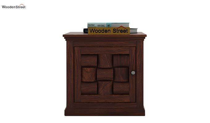 Howler Bedside Table (Walnut Finish)-2