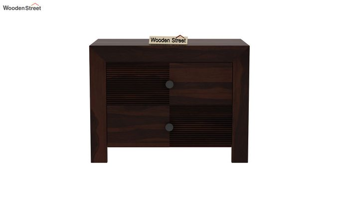 Jackson Bedside Table (Walnut Finish)-3