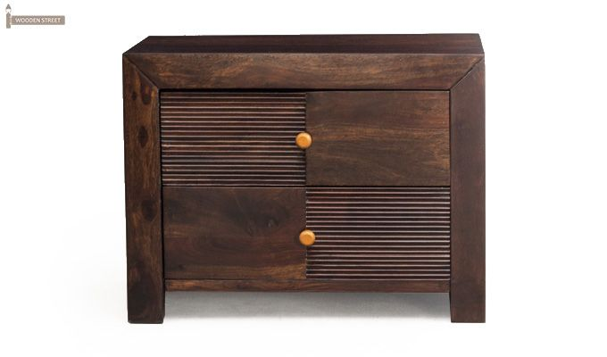 Jackson Bedside Table (Walnut Finish)-1