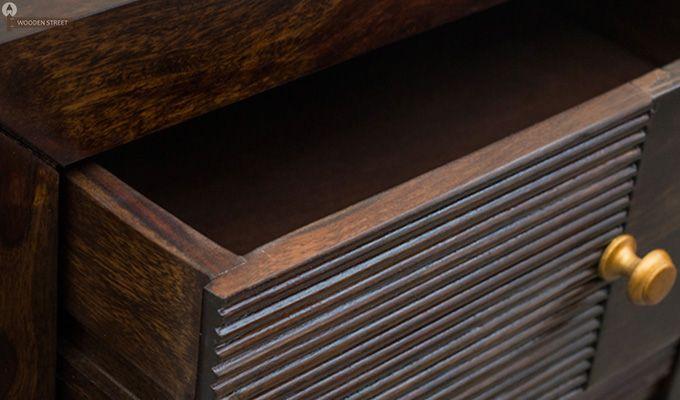Jackson Bedside Table (Walnut Finish)-7
