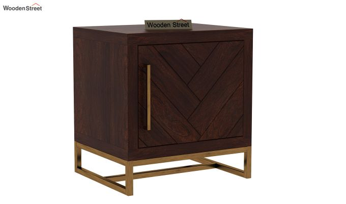 Jett Bedside Table (Walnut Finish)-2