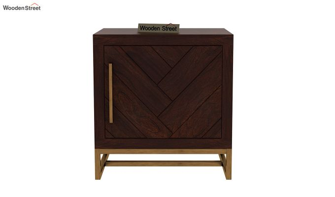 Jett Bedside Table (Walnut Finish)-3