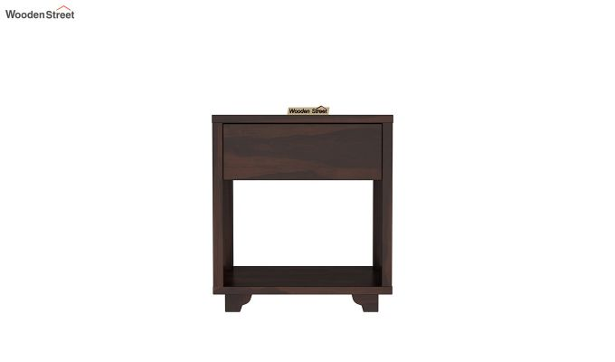 Kristin Bedside Table (Walnut Finish)-3